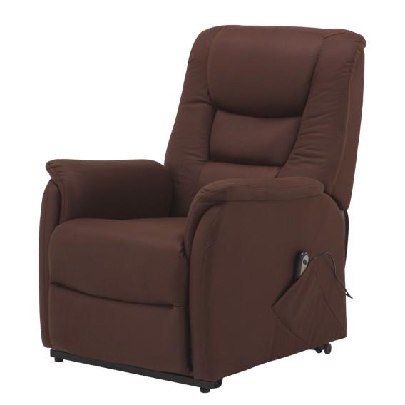 relaxsessel knuckey mit aufstehhilfe microfaser home24. Black Bedroom Furniture Sets. Home Design Ideas