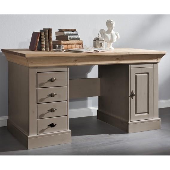schreibtisch von landhaus classic bei home24 bestellen. Black Bedroom Furniture Sets. Home Design Ideas