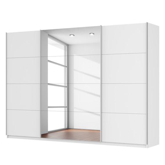 schwebet renschrank quadra schafft ordnung im schlafzimmer home24. Black Bedroom Furniture Sets. Home Design Ideas