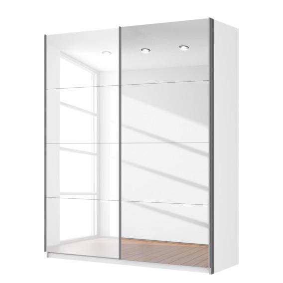 2 t rigen schwebet renschrank skop f r dein schlafzimmer kaufen home24. Black Bedroom Furniture Sets. Home Design Ideas