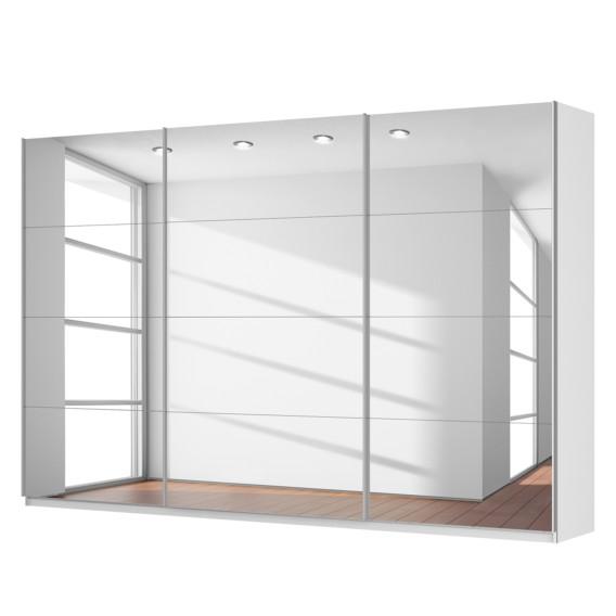 den schwebet renschrank mit spiegeln jetzt g nstig online kaufen home24. Black Bedroom Furniture Sets. Home Design Ideas