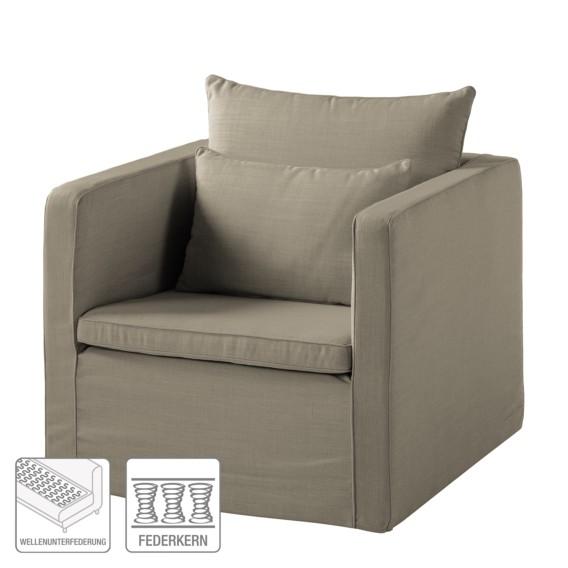 Stoff Ii MoreteyCappuccino Webstoff Sessel Lavina eoxBdC