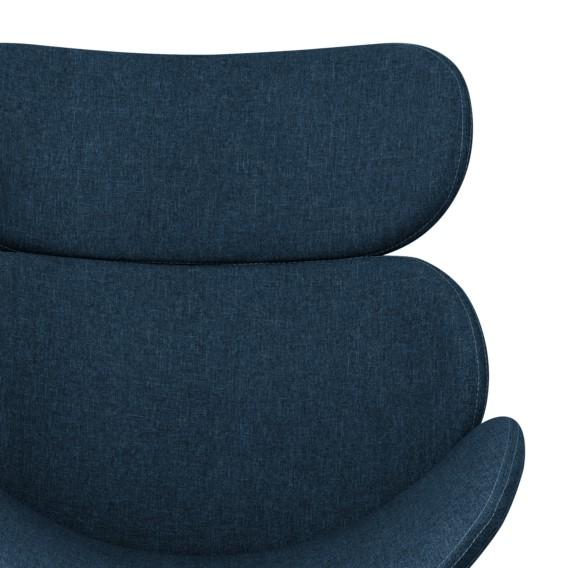 DunkelblauSilber Sessel Strukturstoff Sessel Montola Strukturstoff Montola QErCxdBoeW