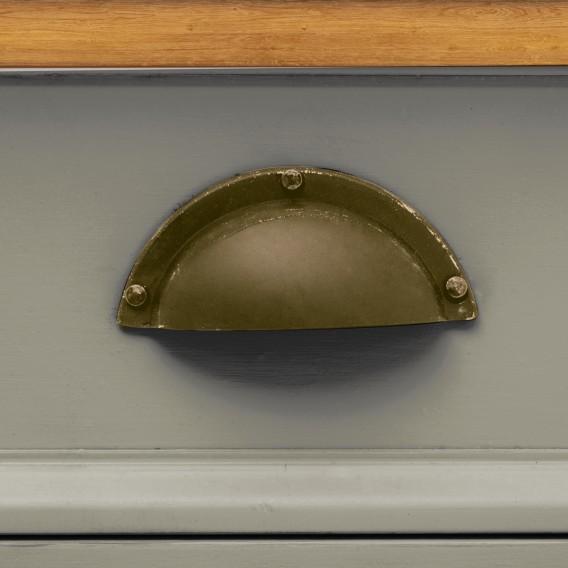 Sideboard Honig Sollerön Messing GranitPinie I uK1T3FclJ