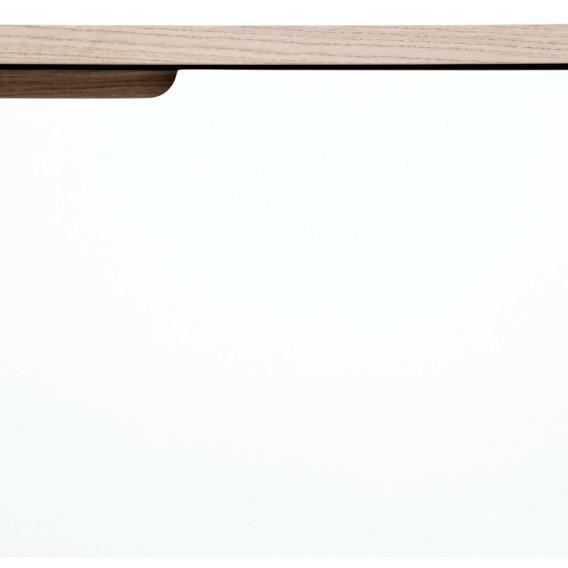 Sideboard Sideboard EicheWeiß Stig Iii Pastellblau Sideboard Stig Iii EicheWeiß Pastellblau WE2ID9H