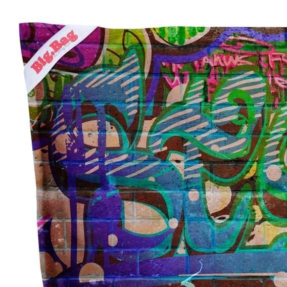 Sitzsack Big Bag Graffiti