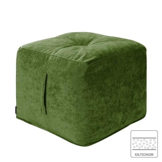 Grün Samt Sitzwürfel Sitzwürfel Piton Grün Piton Piton Samt Sitzwürfel 53RLqAj4