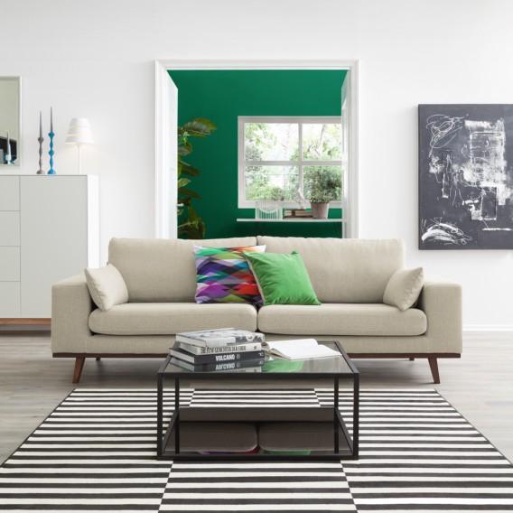 sofa billund 2 sitzer webstoff home24