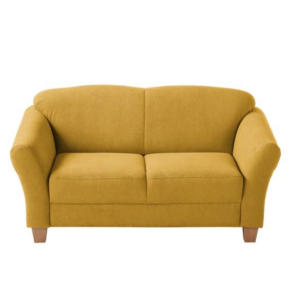 Sofa Sofa sitzerWebstoff Cebu2 sitzerWebstoff Safrangelb Safrangelb Cebu2 MGSzLVpqU