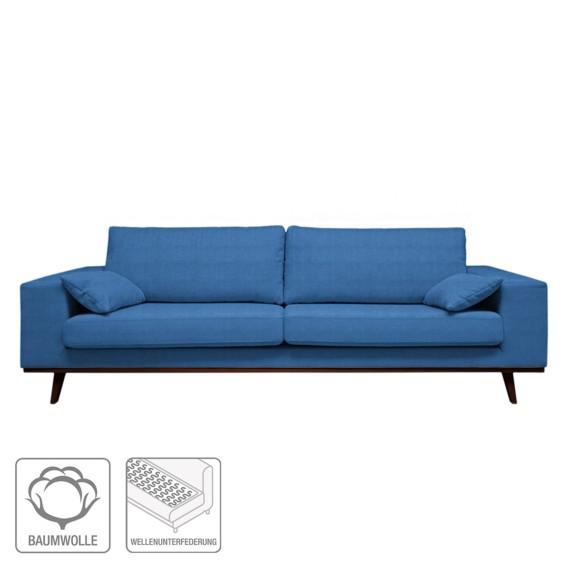 Sofa Ii3 Sofa sitzerWebstoff Brilliantblau Billund UMpLSzGqV