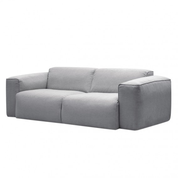 Sofa hudson 2 sitzer webstoff home24 for Sofa hudson