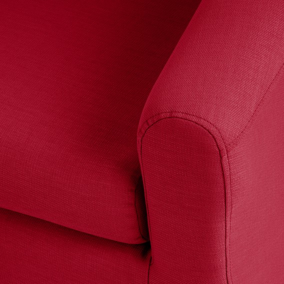 Sofa Little2 sitzerWebstoff Rot Little2 Sofa YHWDE9e2I