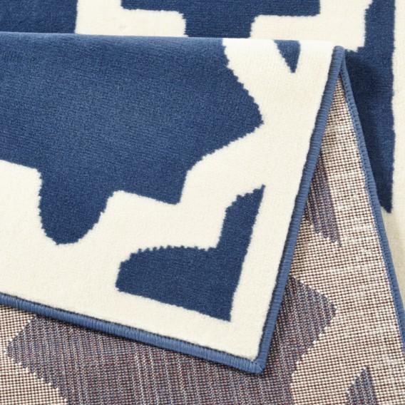 Teppich 200 Cm BlauBeige140 X Noble vwNn0mO8