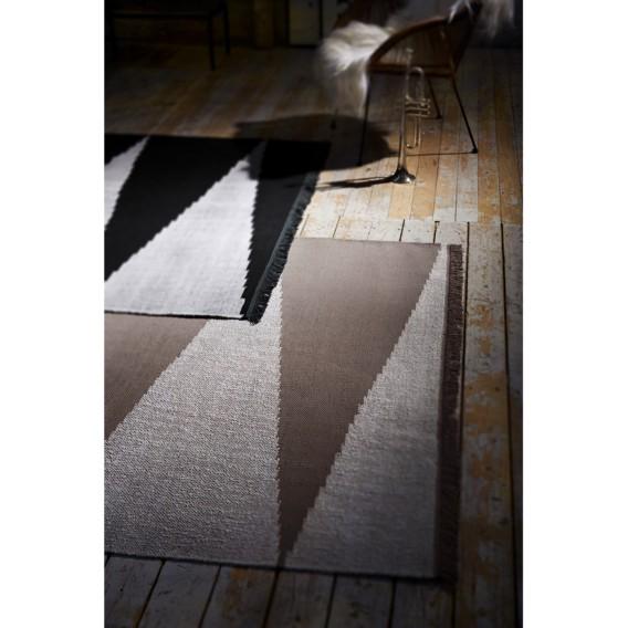 Smart X Teppich Cm TrianglehandgewebtGrauCreme130 190 Pv8wyONn0m