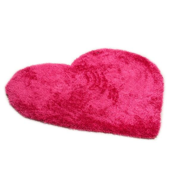 Heart X PinkMaße100 Soft Cm Teppich 5L34qARj