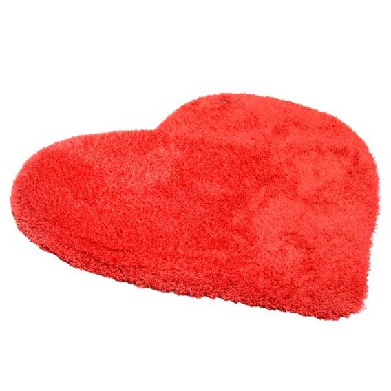 Soft Teppich Heart RotMaße100 Cm X Nn0P8OwXk