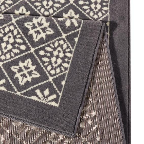 GrauCreme160 X 230 Cm Tile Teppich k8n0wPO