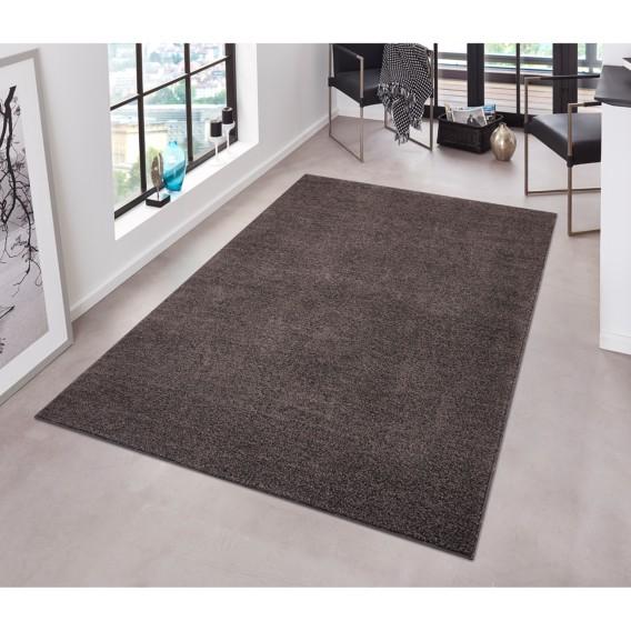 Teppich Uni Pure 200 Basalt140 Cm X QdoExrCWBe