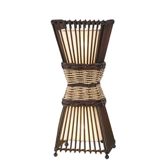 Bamboo 2 flammig 2 Tischleuchte Tischleuchte Bamboo N0Ovmn8w