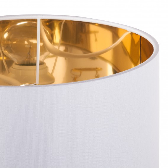 Lampadina By flammig Metall 1 Tischleuchte glasGold Grace gvI7fYyb6