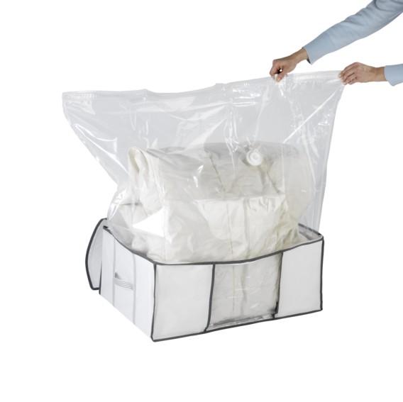 Weiß Soft Kampos box Vakuum Iii 5AL3Rj4q