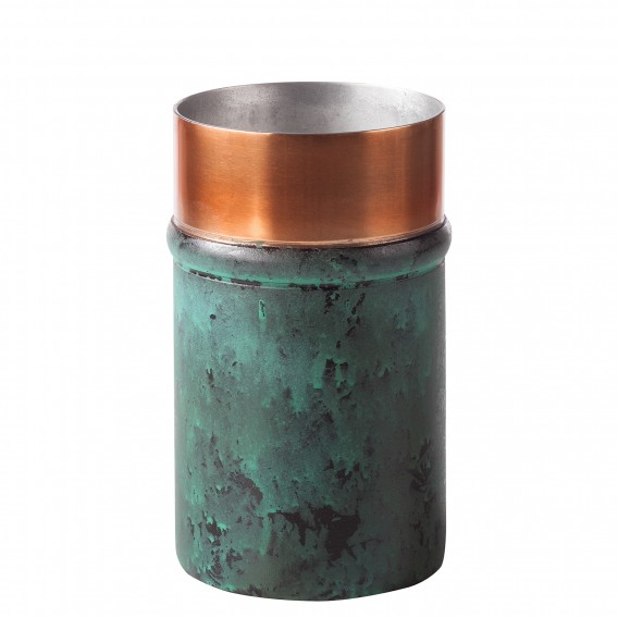 I2 Oxidise Vase I2 teiligStahlGoldGrün Oxidise Vase I2 Vase Oxidise teiligStahlGoldGrün teiligStahlGoldGrün Vase Oxidise I2 lwuXTOkZPi