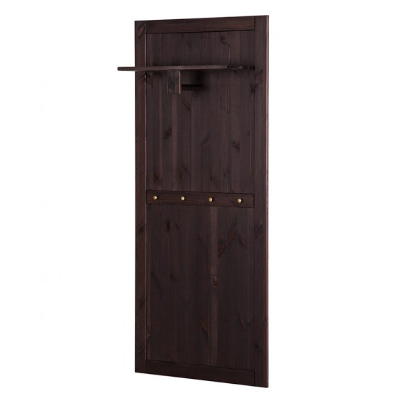 home24 lars larson landhaus wandgarderobe home24. Black Bedroom Furniture Sets. Home Design Ideas