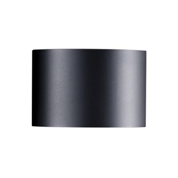 außenleuchte Aluminium Siri 44 Led Schwarz srhxtQBdCo