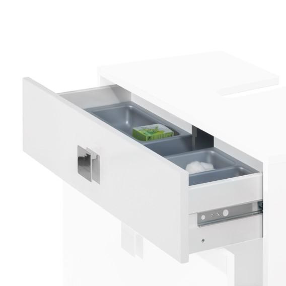 Waschbeckenunterschrank Waschbeckenunterschrank Genf Hochglanz Hochglanz Waschbeckenunterschrank Weiß Genf Weiß 0mNOyvn8w