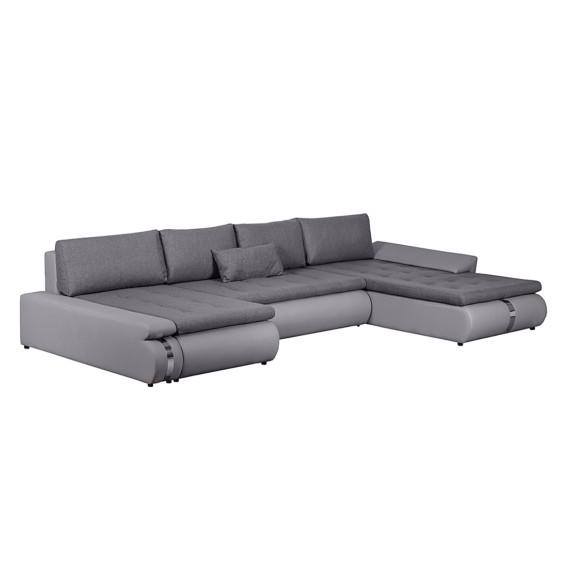 Jetzt bei home24 sofa mit schlaffunktion von roomscape for Wohnlandschaft xxl ratenkauf