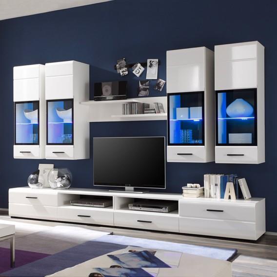 Roomscape Wohnwand Fur Ein Modernes Heim Home24 At