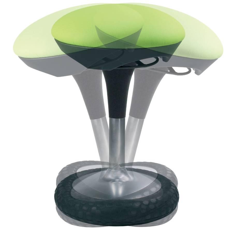 Bürohocker KunstfaserAluminiumGrün KunstfaserAluminiumGrün Schwarz 20 Bürohocker Schwarz Sitness Sitness Bürohocker 20 0nNwm8
