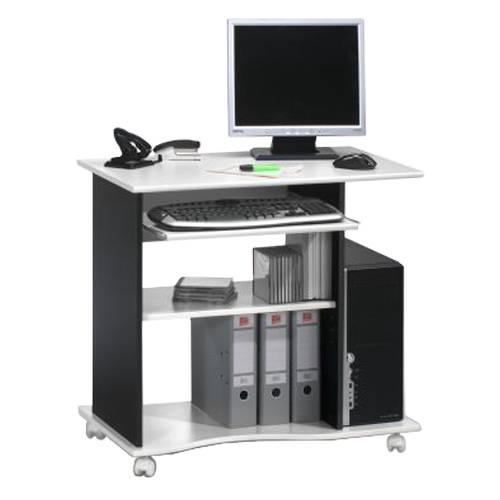 Computertisch Ene SchwarzWeiß SchwarzWeiß Computertisch SchwarzWeiß Ene Computertisch Ene ED2H9I