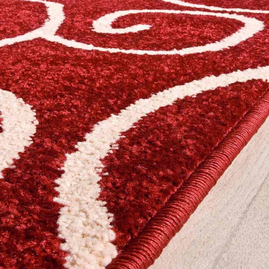 Teppich VErdes Farbe VErdes Farbe Teppich Rot140x200cm Teppich Rot140x200cm VErdes eWdrxBoC