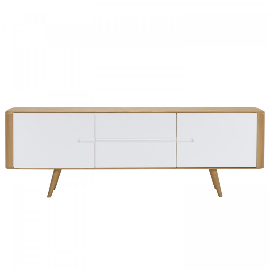 I WeißWildeiche180 Loca Sideboard Sideboard Loca Cm qA34R5Lj