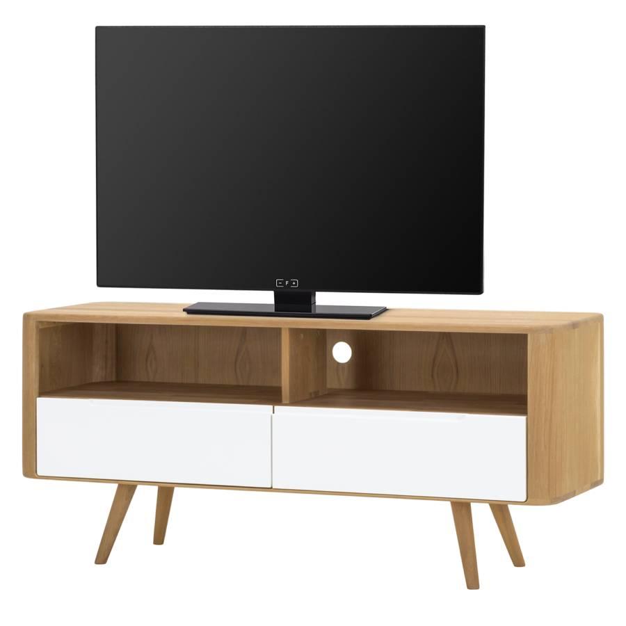 Loca Iv lowboard Loca Tv Iv WeißWildeiche Tv lowboard Nw8n0mv