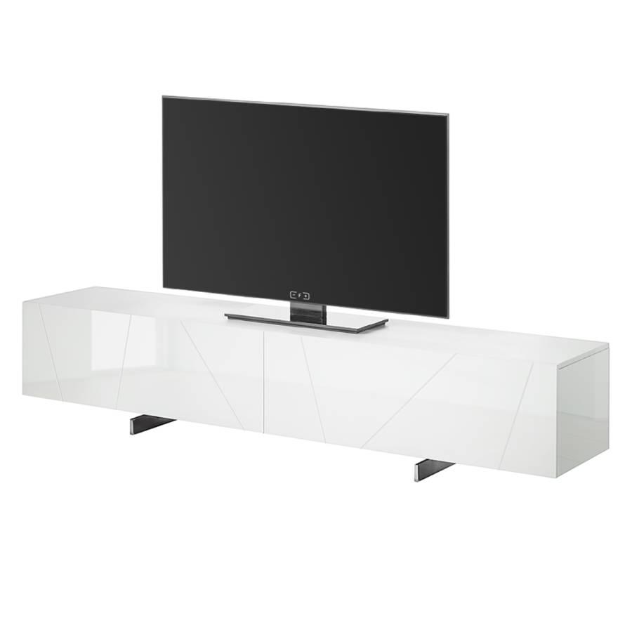 Magnifiek Tv-meubel Miami - hoogglans wit | home24.nl #MQ95
