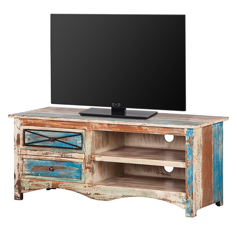 Tv Kast Koloniaal Hout.Ars Manufacti Tv Lowboard Voor Een Rustiek Huis Home24 Nl