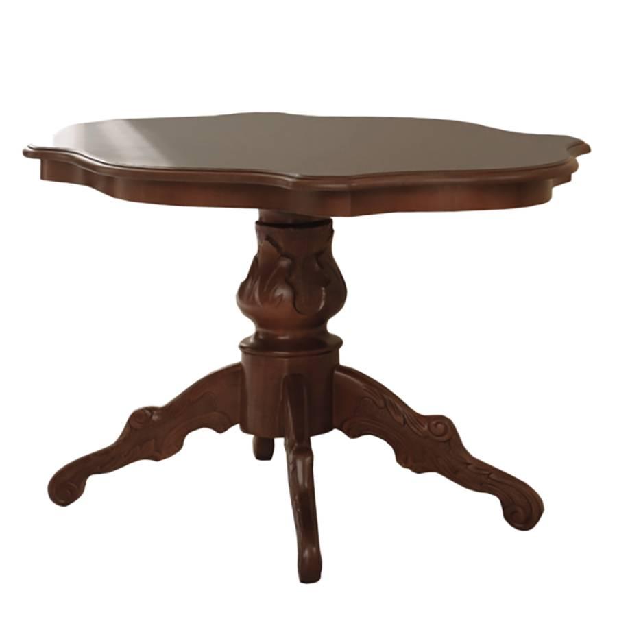 Verni Basse L'ancienne Et Hêtre Partiellement Romano À MassifTeinté Table I 5jAqL34R
