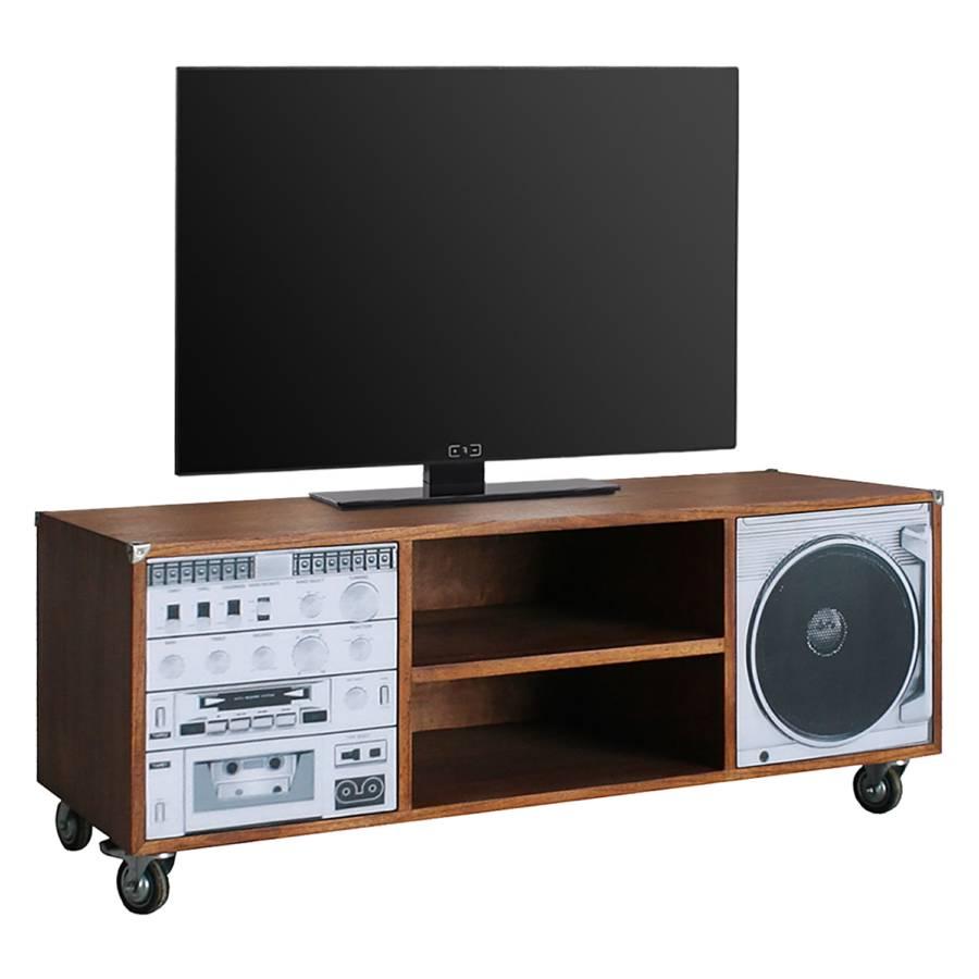 Timbre Teilmassiv lowboard Tv Tv Mindi E29YHIWD