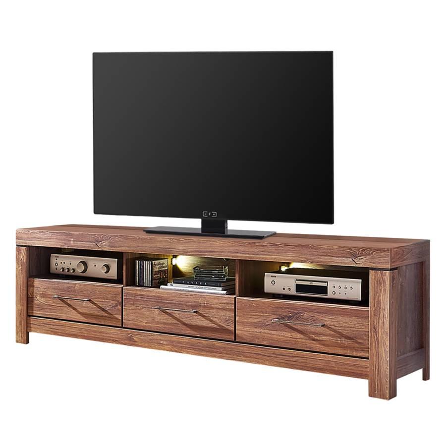 Cm 200 BlairmoreinklBeleuchtungAkazie Tv Dekor lowboard DYEH9W2I