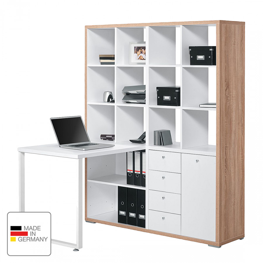 DekorAlpinweiß Eiche Lela office Sonoma Mini 0knwXOPN8