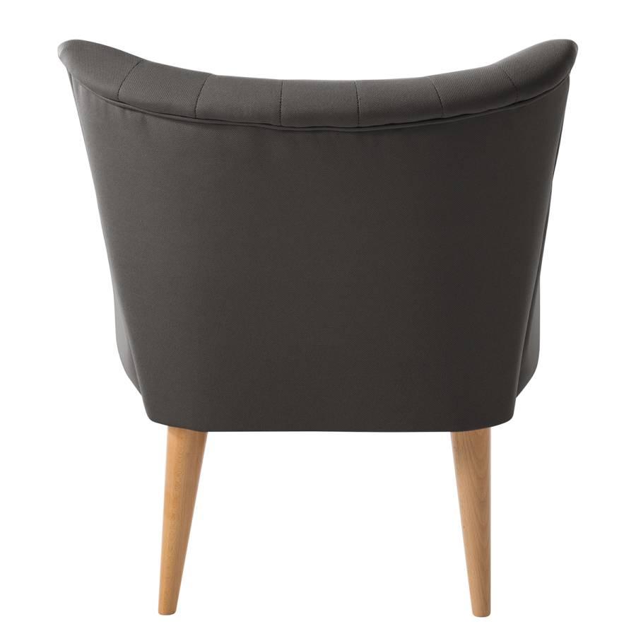 Bauro Bauro Webstoff Webstoff Sessel Dunkelgrau Sessel wPO0Nnk8X