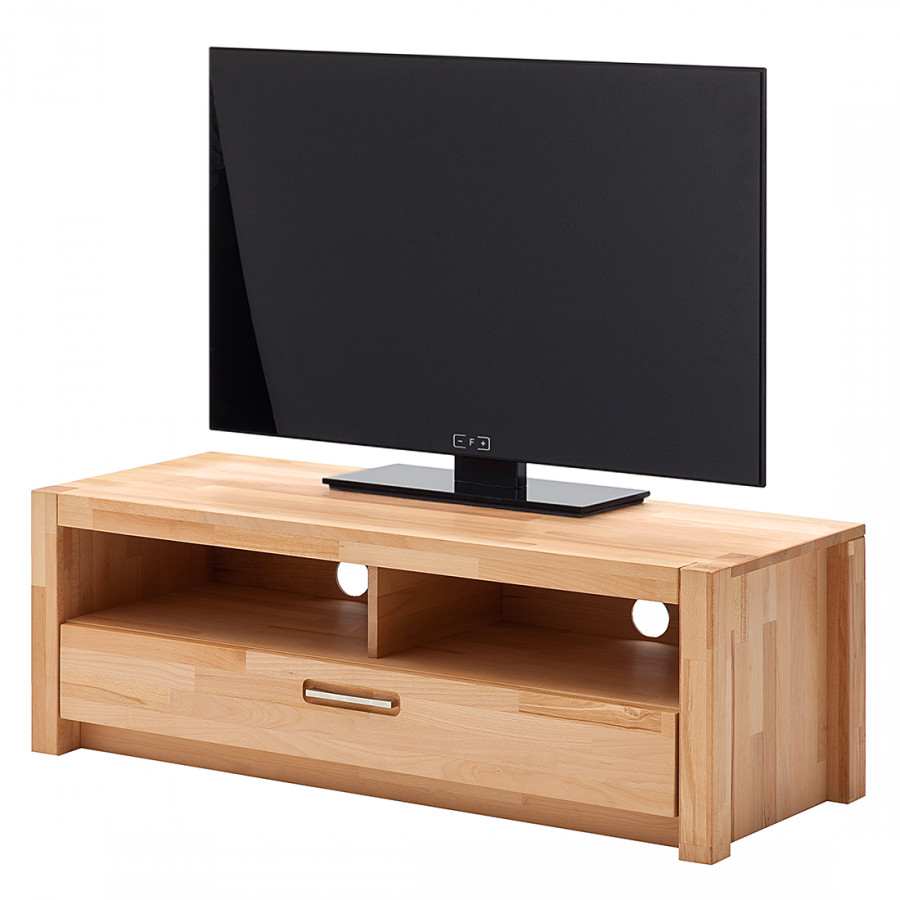 tv lowboard majona kernbuche massiv