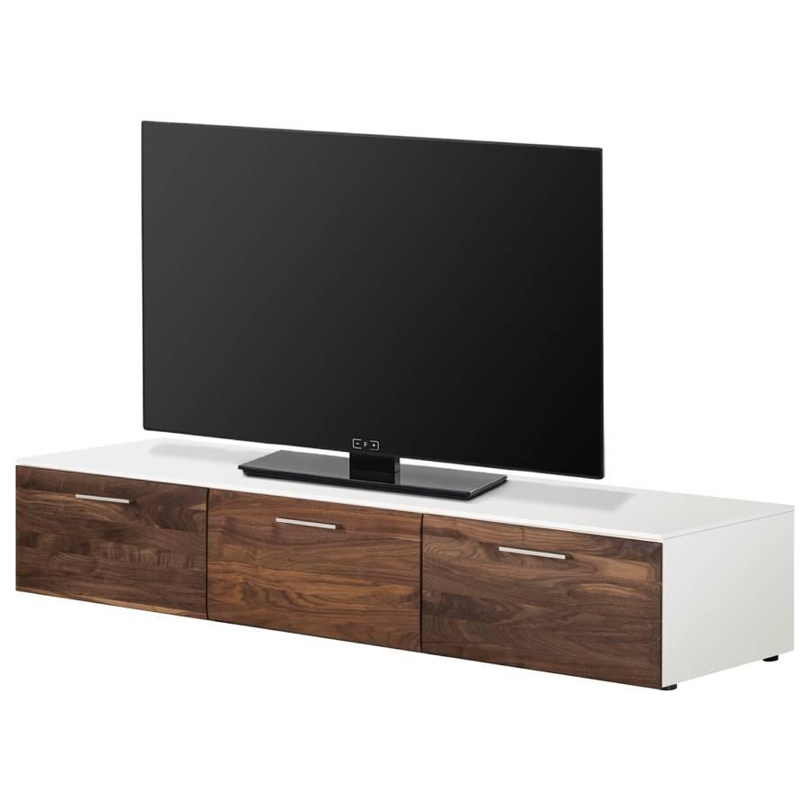 NussbaumWeiß Tv lowboard Solano Solano Iv Iv Tv NussbaumWeiß lowboard 0Nnw8m