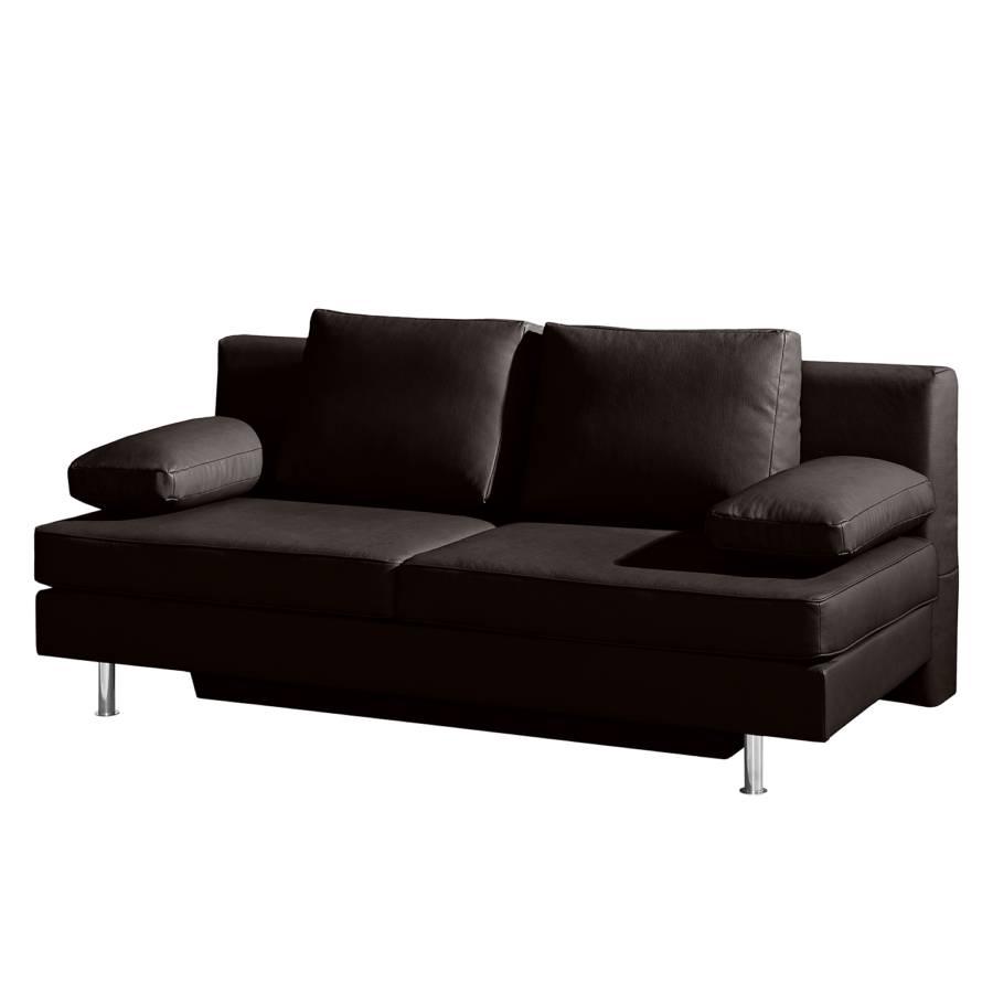 Slaapbank Van Leer.Roomscape Bank Voor Een Moderne Woning Home24 Be