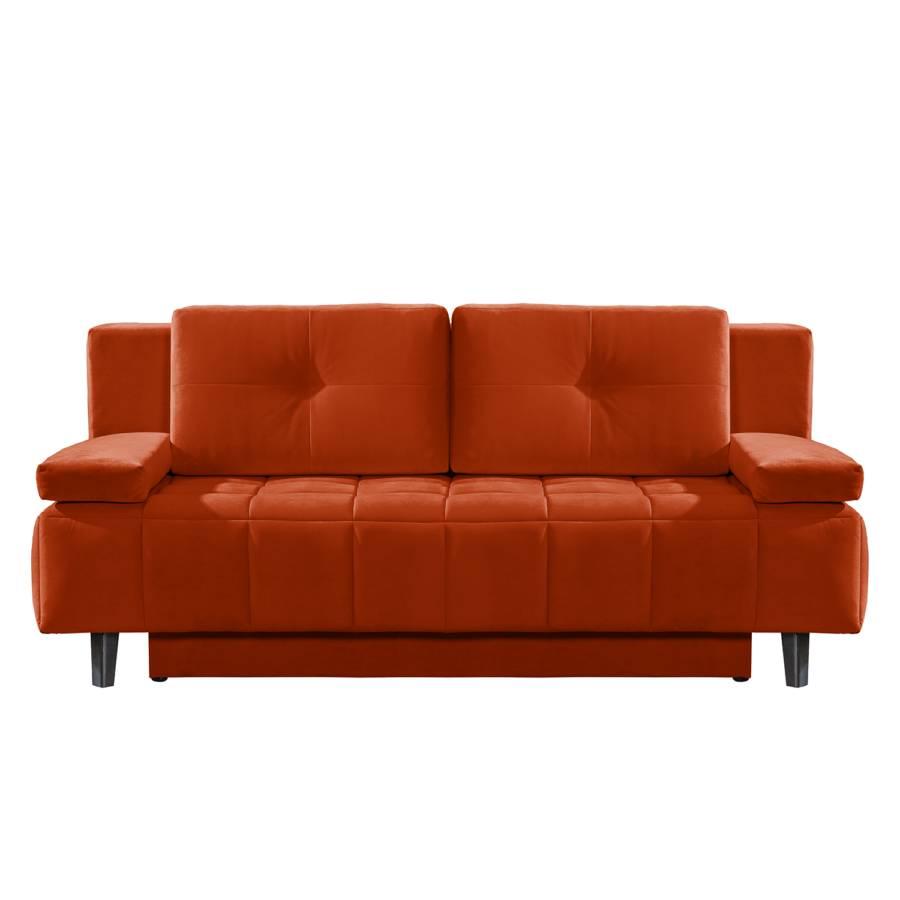 Loppi Orange Loppi Schlafsofa Schlafsofa Samt Schlafsofa Loppi Samt Orange Orange Samt FTlJc1K