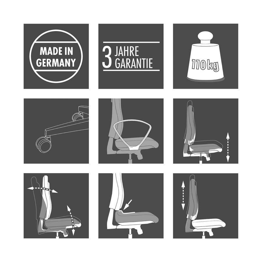 Trend Drehstuhl Trend KunstfaserKunststoffSchwarz Trend 10 10 KunstfaserKunststoffSchwarz Drehstuhl KunstfaserKunststoffSchwarz Drehstuhl 10 AR5L4j