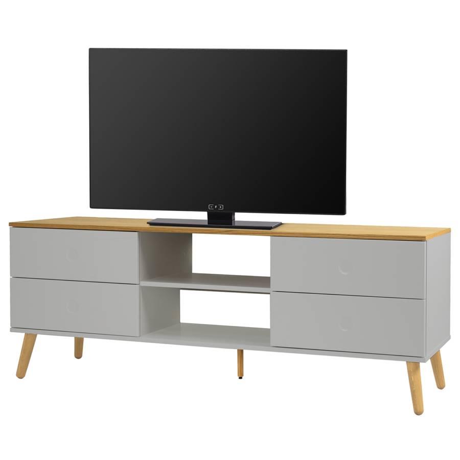 Tv lowboard Tv Dot Dot Grau Grau lowboard Tv N0OXPkZw8n