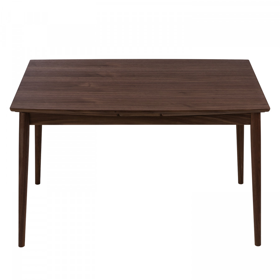 Cm Placage Ii Arvid Noyer Table Extensible Véritable122 Marron gYb76fyv
